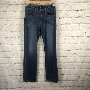 """NWOT PAIGE Normandie Jeans Plus Sz 32"""" Waist"""